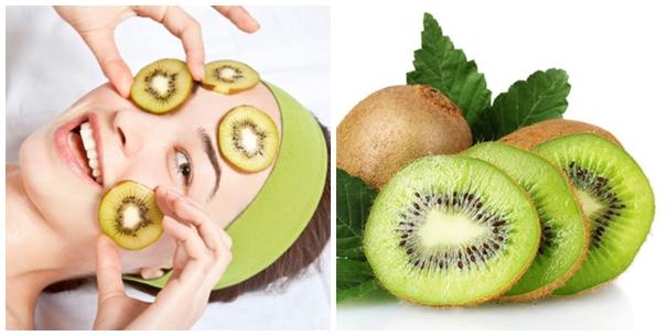 Mặt nạ làm căng da mặt bằng quả kiwi giúp bạn có làn da căng mịn trẻ trung