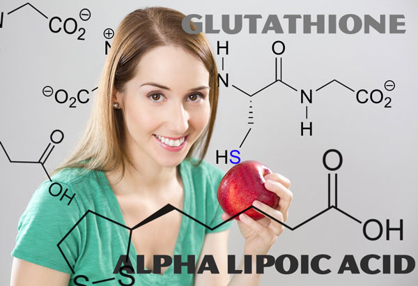 glutathione-alpha-lipoic-acid