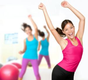 tập thể dục thường xuyên để có làn da và trái tim khỏe mạnh