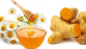 trị nám bằng nghệ và mật ong