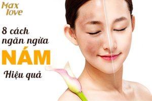 8 cách ngăn ngừa nám da