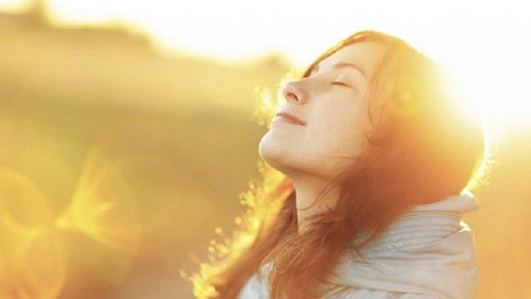 Bổ sung vitamin D bằng việc tắm nắng